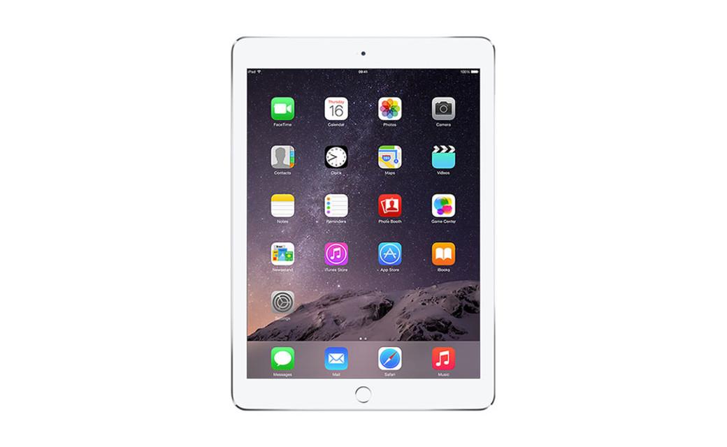 Apple iPad Air 2 MGLW2LL A, 16GB WiFi White (Grade B) 9783258