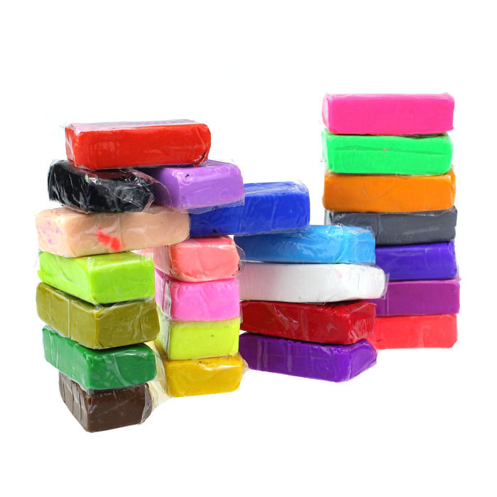 Set of 24 Colors Fimo Polymer Modelling Clay