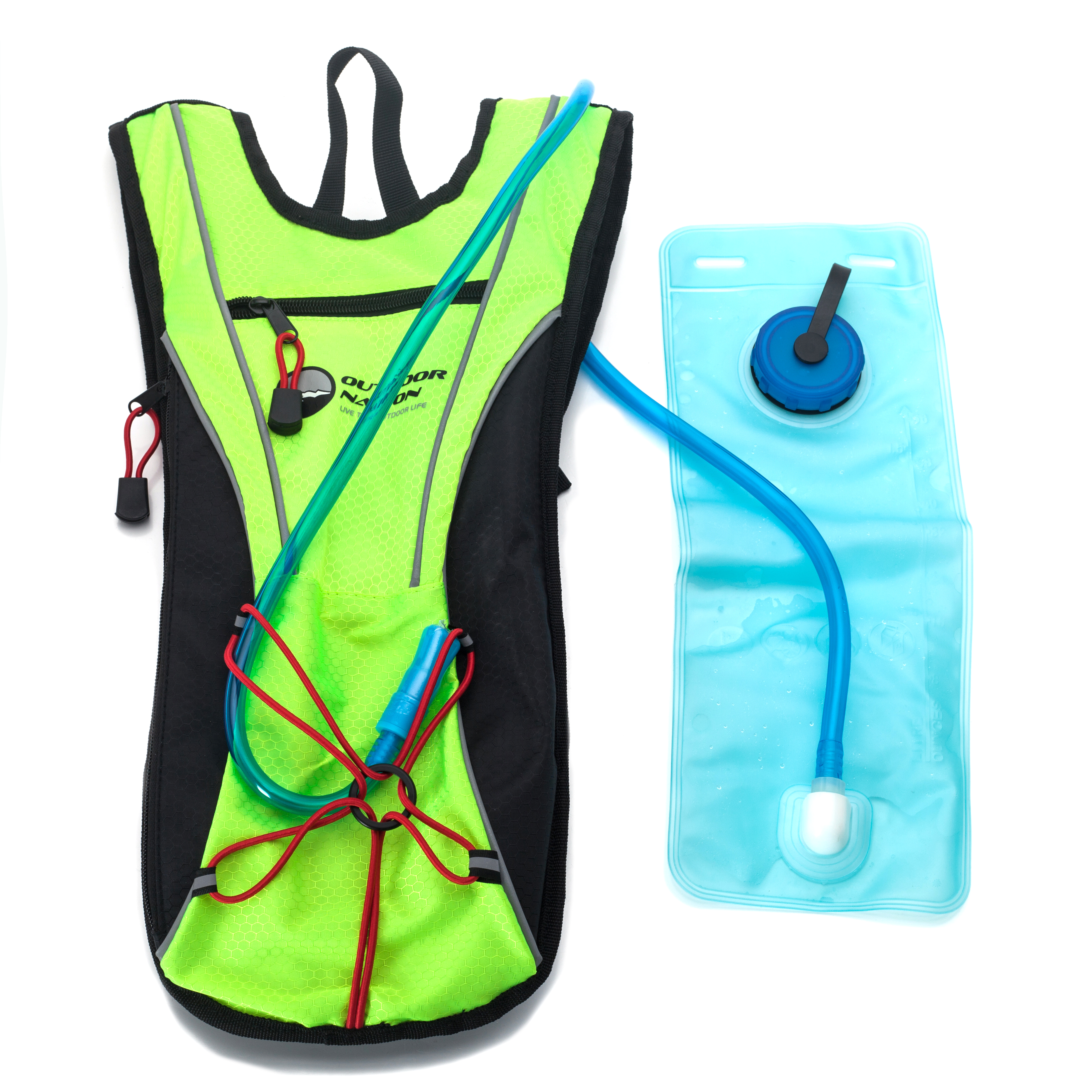 Outdoor Nation 1.5-Liter Hydration Pack