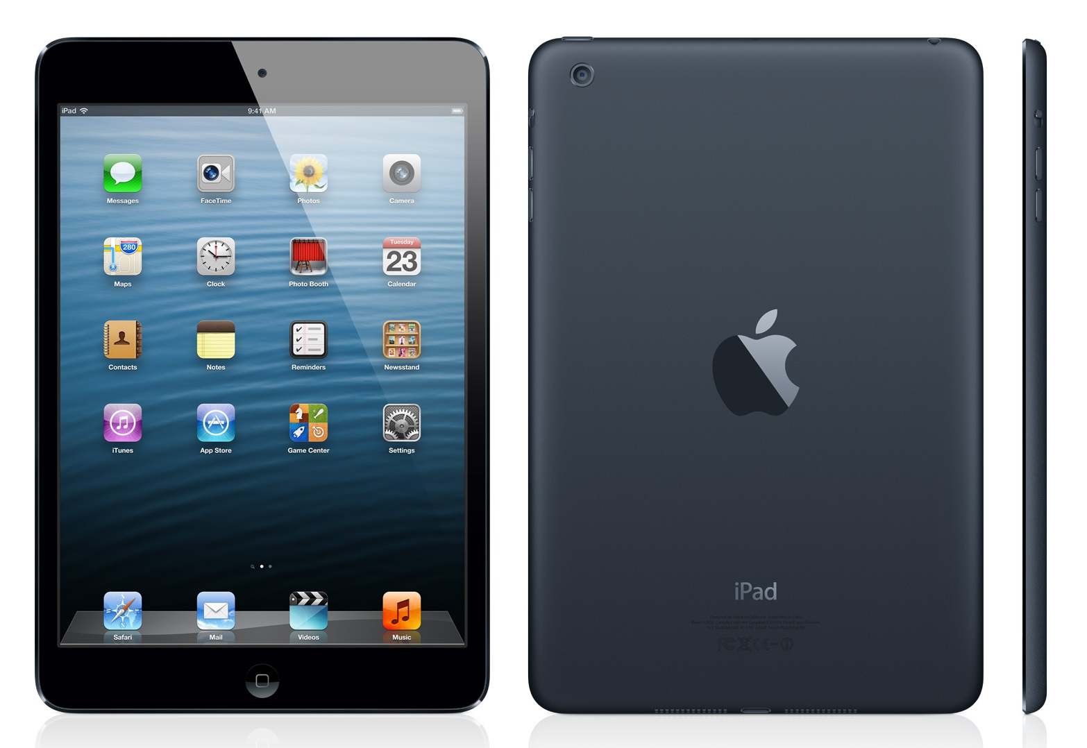 Apple iPad Mini MD528LL A (16GB WiFi Black) - Grade B