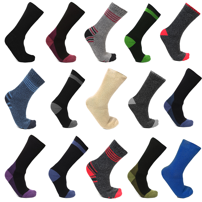 6-Pair Mystery Deal  Men s Mega Thermo Thermal Socks