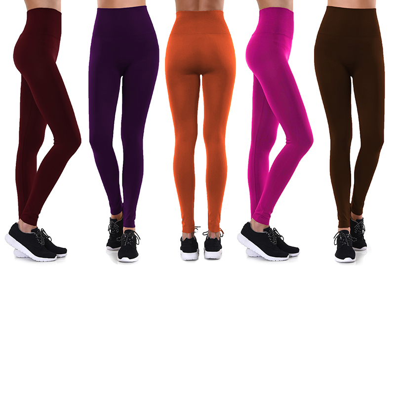 6-Pack Mystery Deal  Women s Ultra-Soft Fleece-Lined Leggings