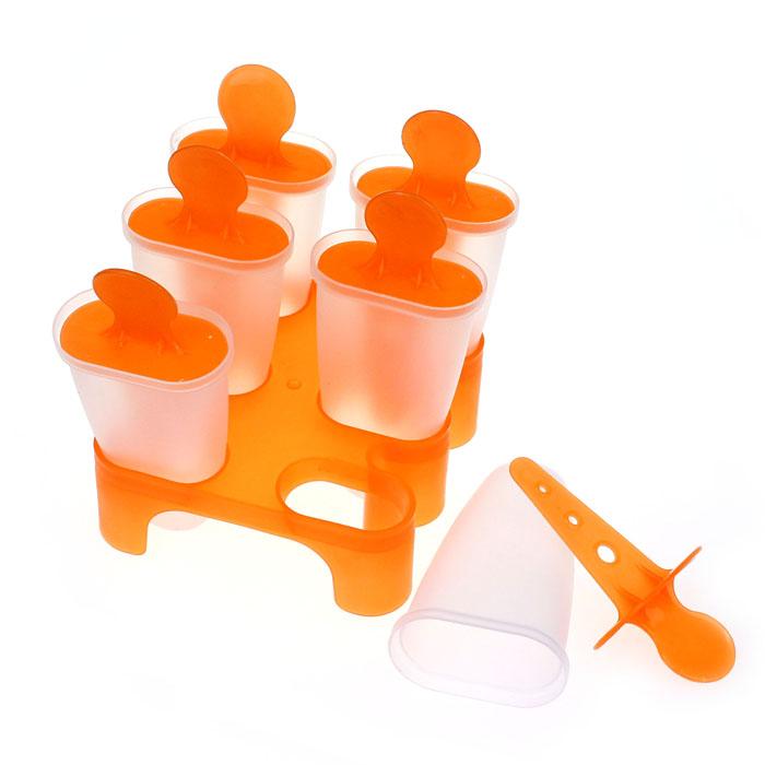 6-Piece Popsicle Maker Set