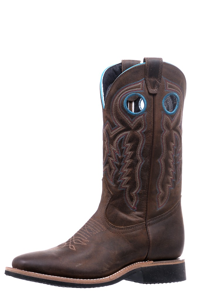 Boulet Western Boots Womens Winter Thinsulate Hillbilly