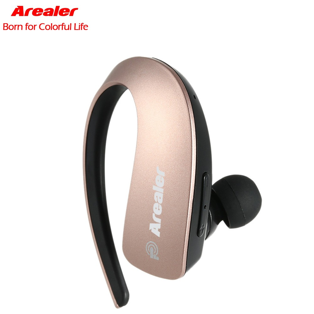 arealer q2 wireless stereo bluetooth headphone in ear. Black Bedroom Furniture Sets. Home Design Ideas