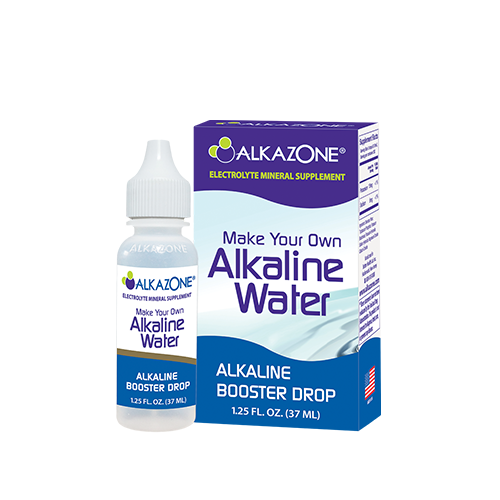 Alkazone Alkaline Booster Drops - Choose Pack Size 9615931