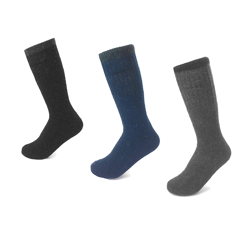 6-Pairs All Season Heavyweight Working Men s Socks