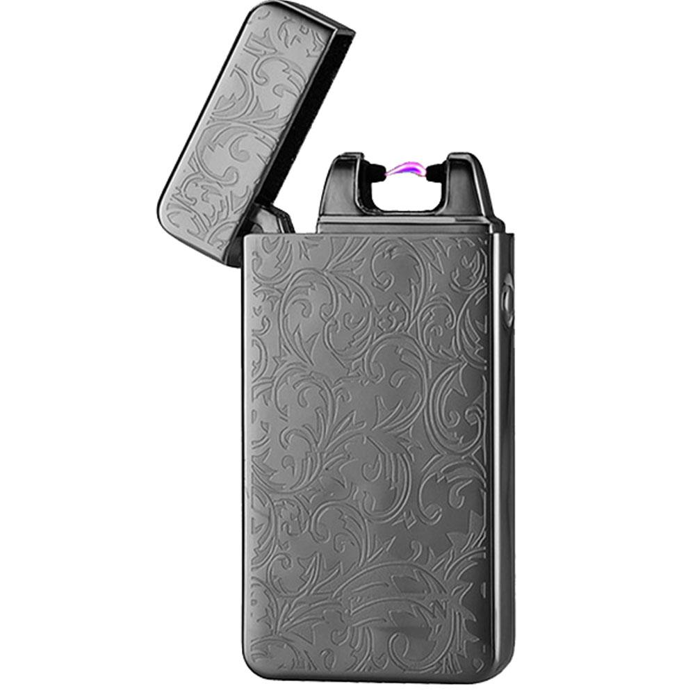 Black Maze Rechargeable Windproof Lighter