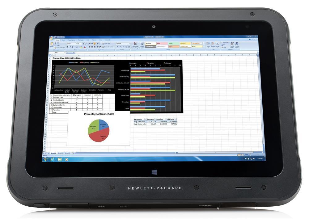 "HP ElitePad 1000 G2 10.1"" Tablet Intel Atom Z3795 1.6GHz ..."