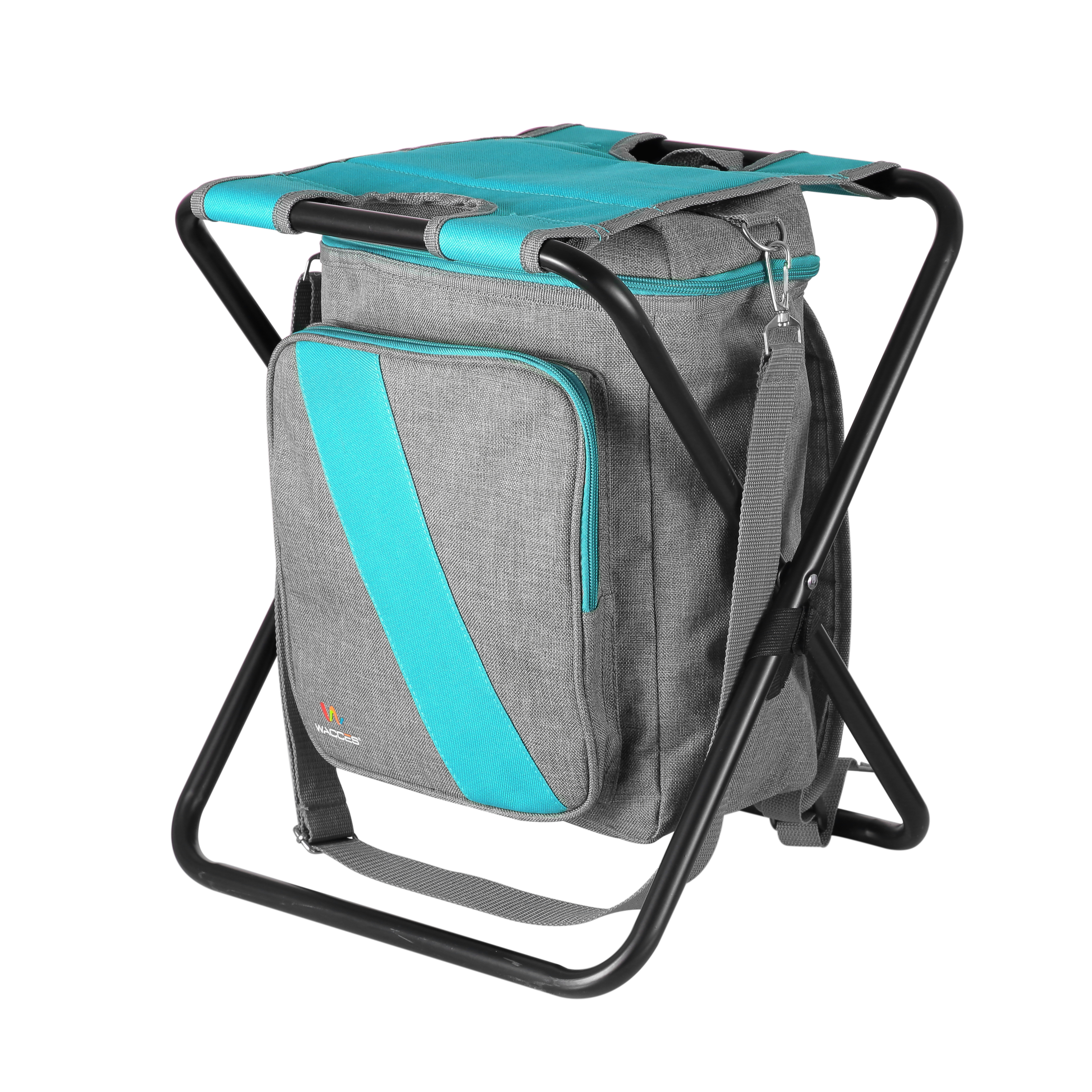 Wacces Multi Purpose Portable 3 In 1 Cooler Backpack With