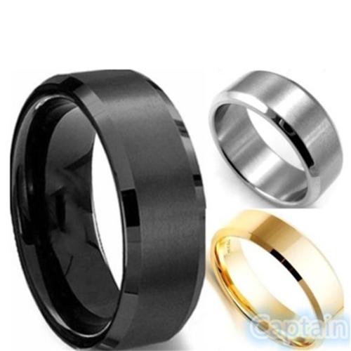 Tanga Rings Titanium