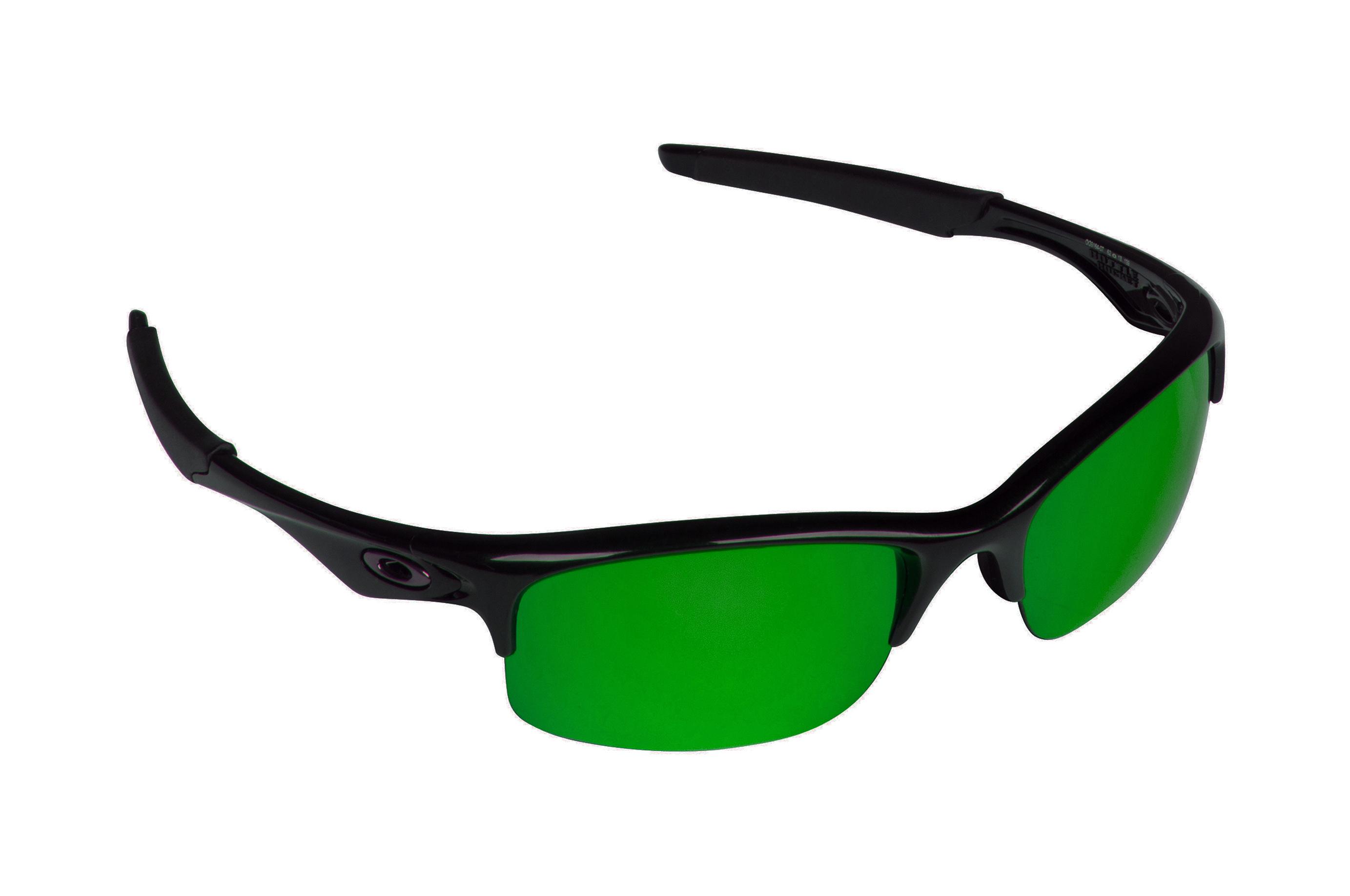 205d7fc6714 Best SEEK Replacement Lenses Oakley BOTTLE ROCKET - Polarized Green Mirror  - Tanga