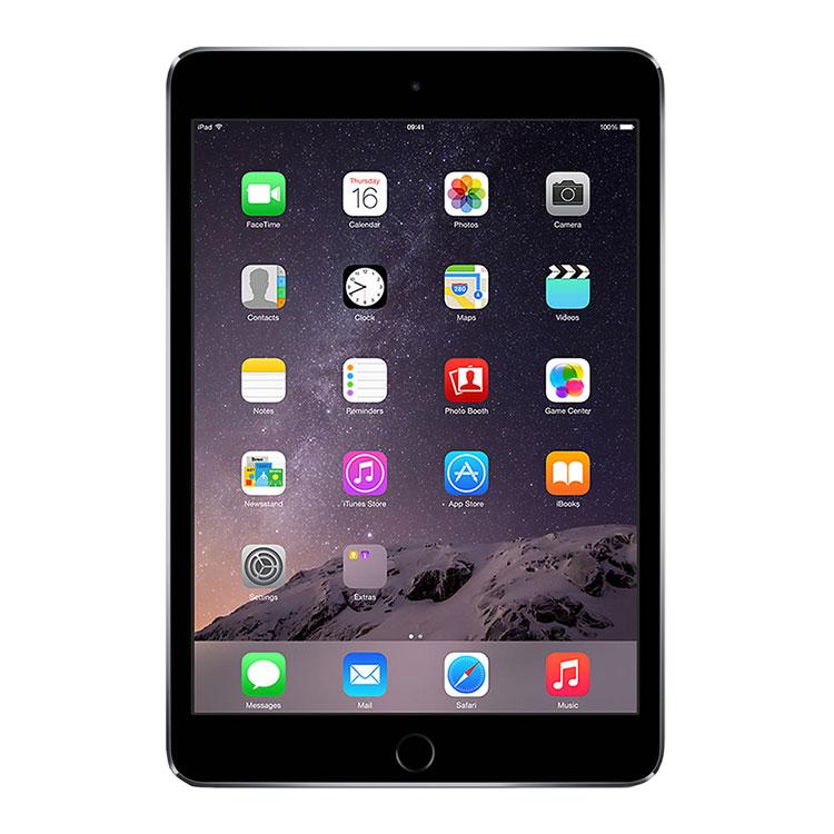 Apple iPad Mini 3 MGGQ2LL A, 64GB WiFi Space Gray (Grade B) 5028425