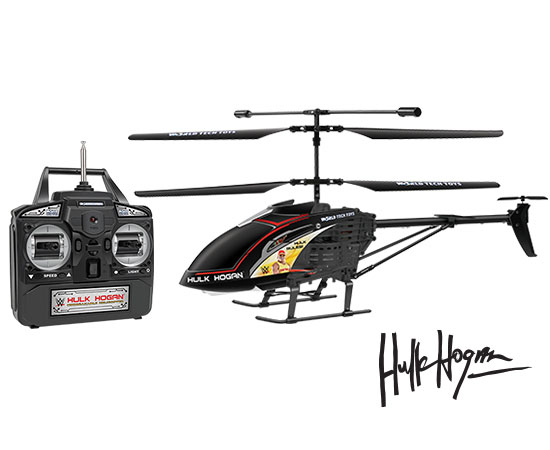 3.5ch Hulk Hogan Unbreakable Remote Control Gyro Helicopter 82e8dca17938