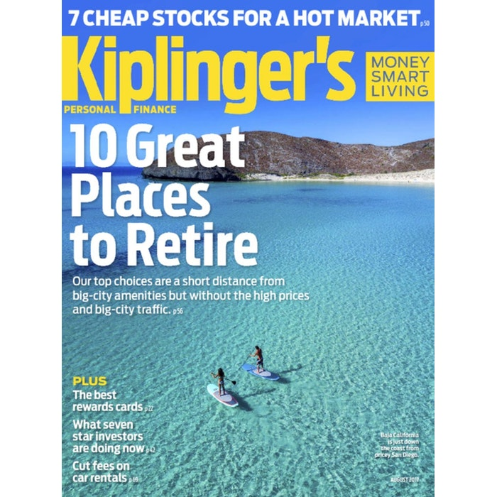Kiplinger s Personal Finance Magazine Subscription
