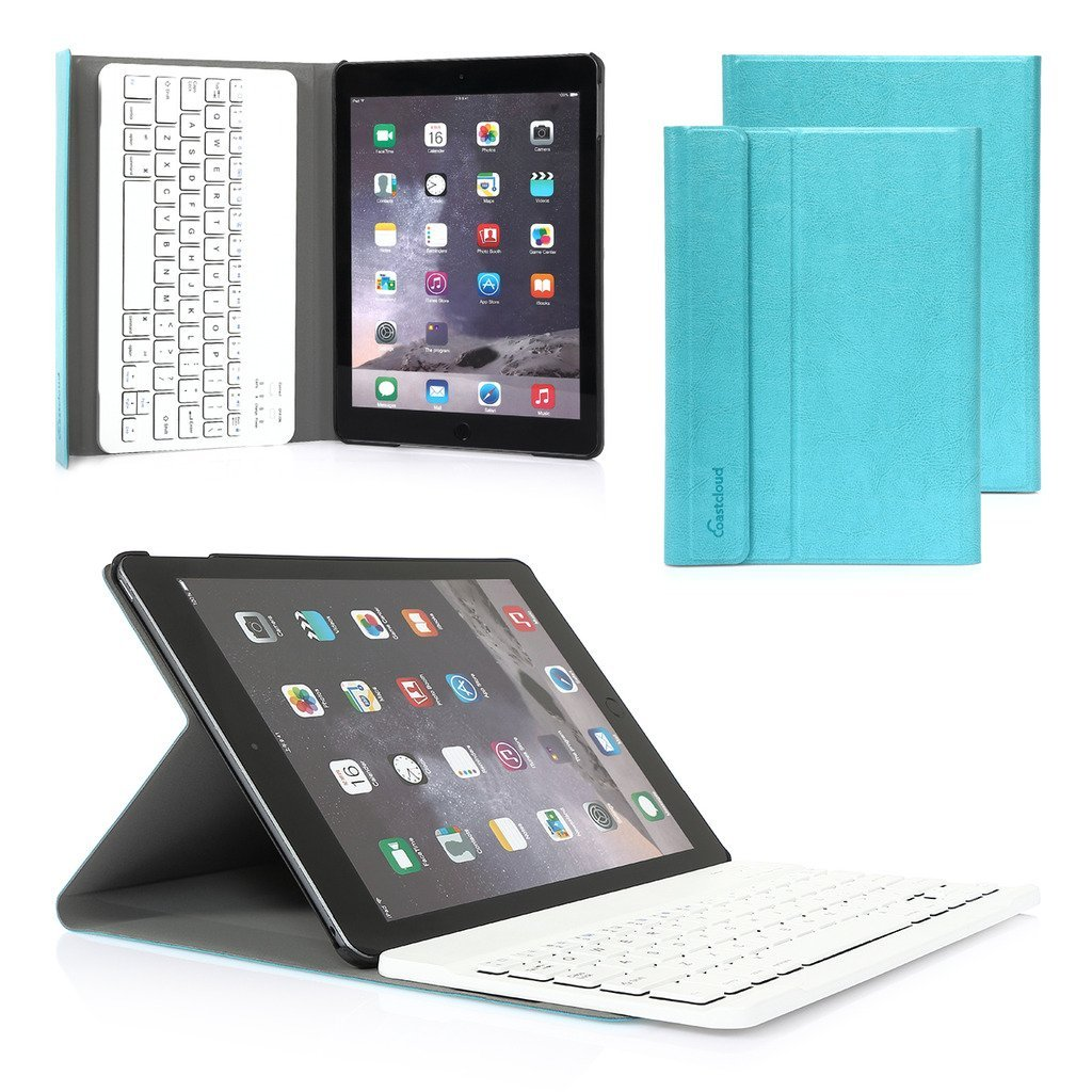ipad air 2 keyboard case ipad 6 cases with keyboard Sky ...