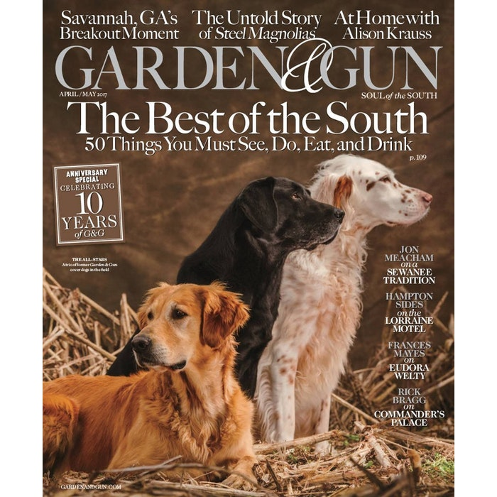 Garden U0026 Gun Magazine Subscription   Tanga