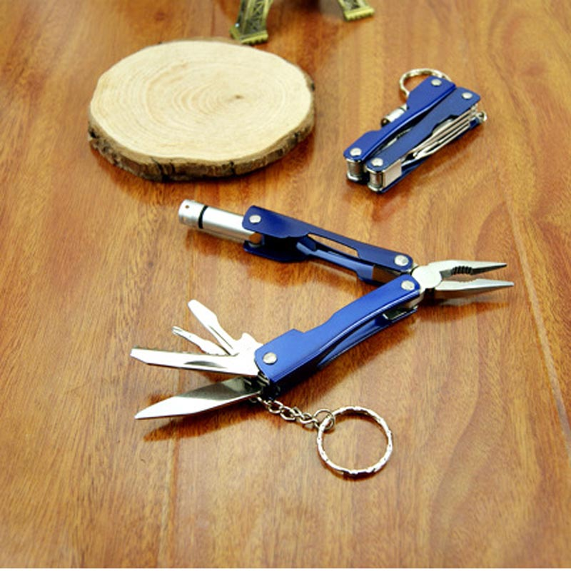Multifunction Pliers With A Flashlight Outdoor Camping Tool Kit Pliers