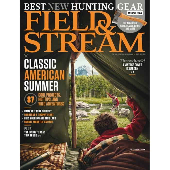 Field  amp  Stream Magazine Subscription
