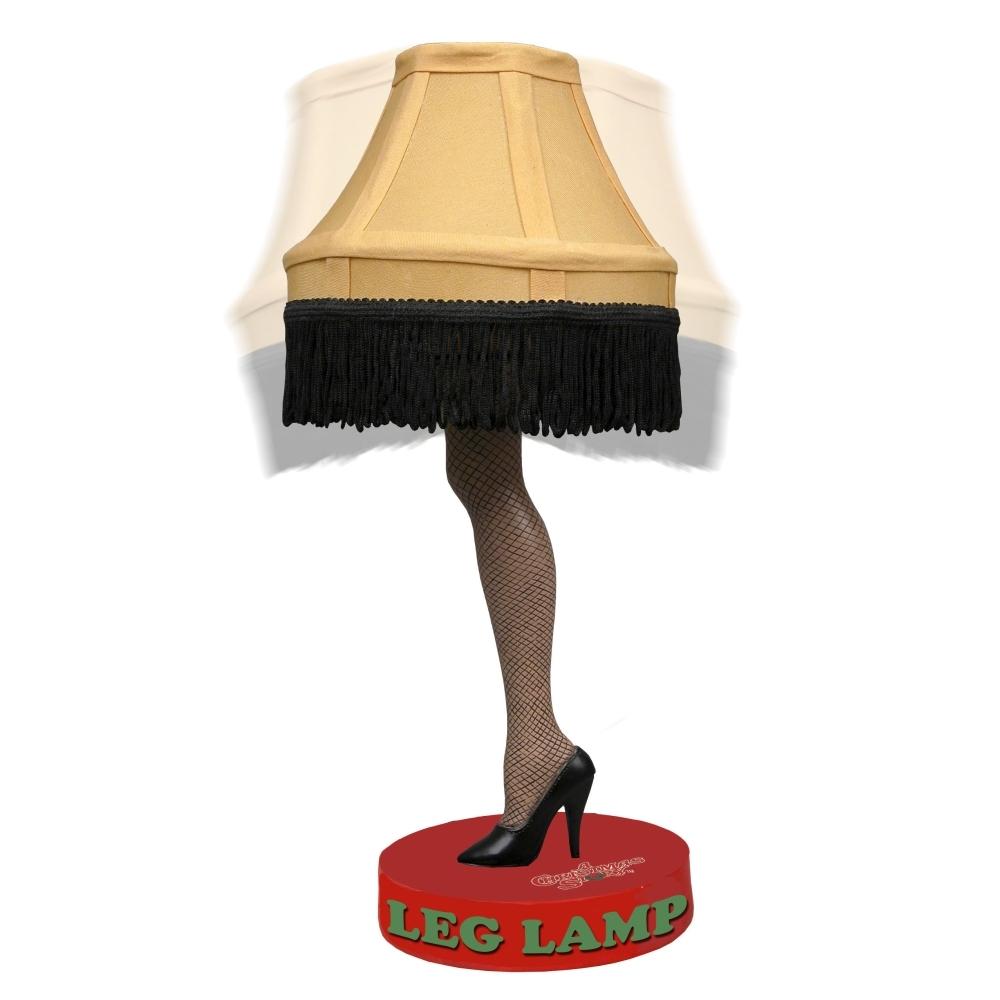 Christmas Story Leg Lamp Extreme Head Knocker Tanga