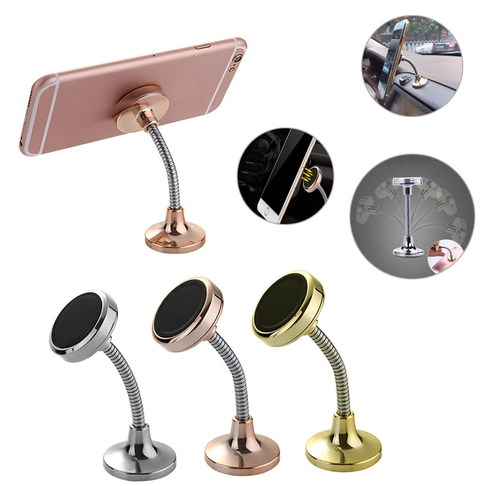 Car Windshield Magnetic Suction Cup Stand For Phone db936223d21a