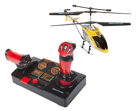 3.5 Ch Hercules Helipilot 2.4GHz Remote Control UNBREAKABLE Gyro Helic f9a63d7ded19