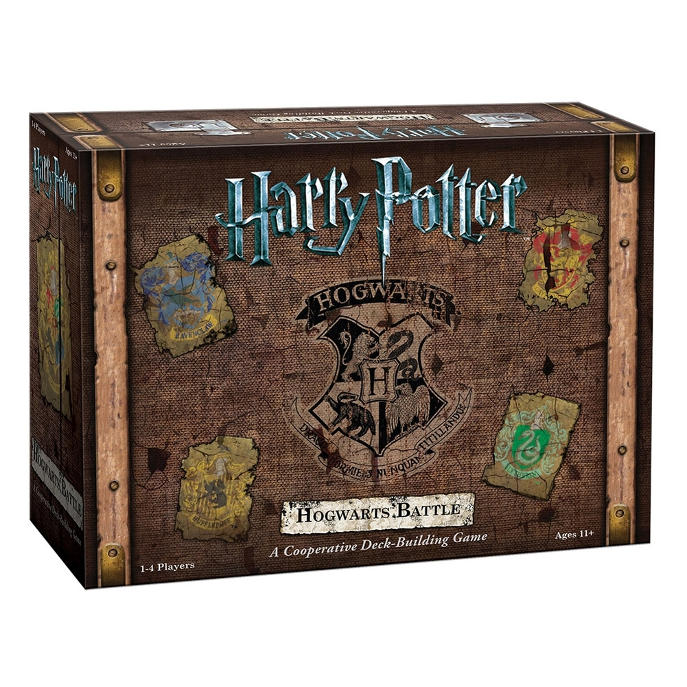 Harry Potter Deck Building Game Company