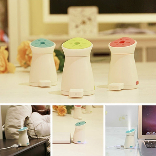 Air Humidifier Aroma Diffuser Aromatherapy Mist Steam Purifier Atomize e16498f3f62a