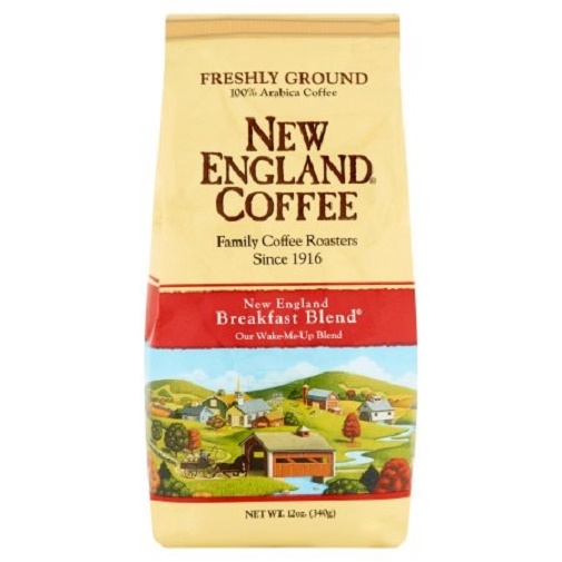 new england ground coffee coupon