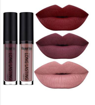Long Lasting Matte Lipstick - 38 Colors 7125237