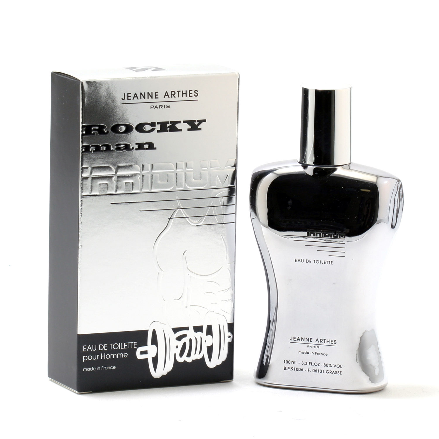 Jeanne Arthes Rocky Man Irridium 3.3oz EDT