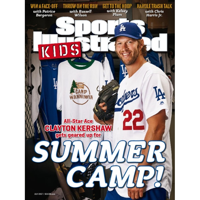Sports Illustrated Kids Magazine Subscription 5008891