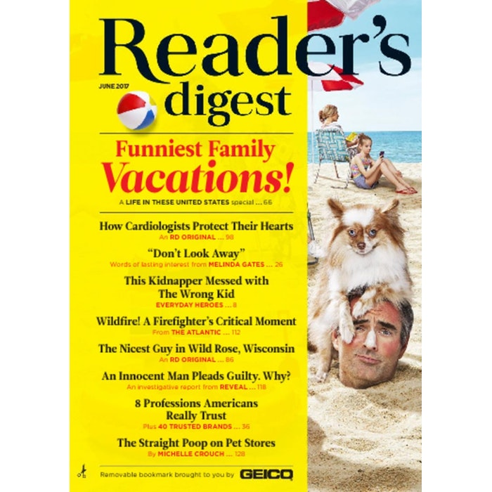 Reader s Digest Large Print Magazine Subscription