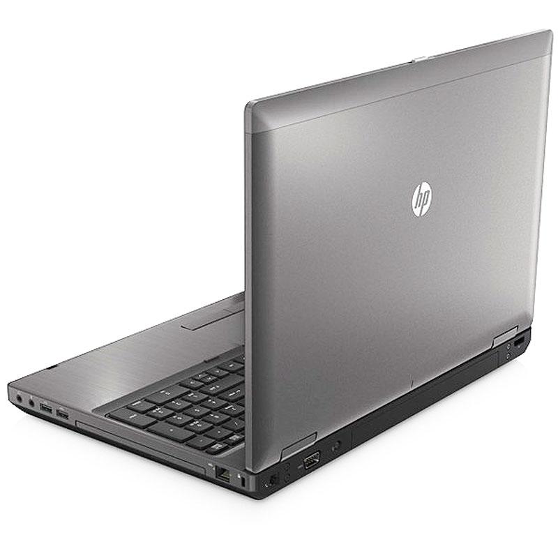 HP ProBook 6570b 2.6GHz DC i5 4GB 320GB DRW Windows 10 Pro 64 Laptop B