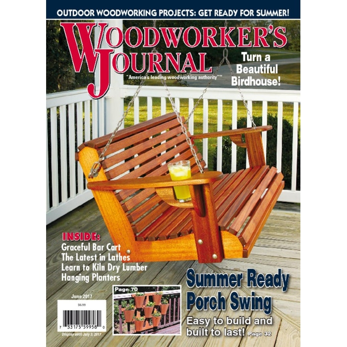 Woodworker s Journal Magazine Subscription