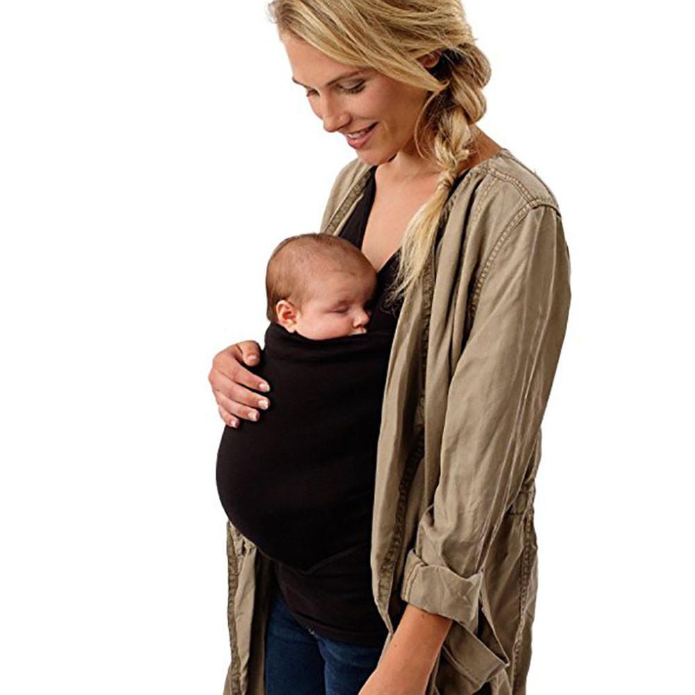 Parenting Child  Kangaroo Hoodie Women Vest Mother Clothes