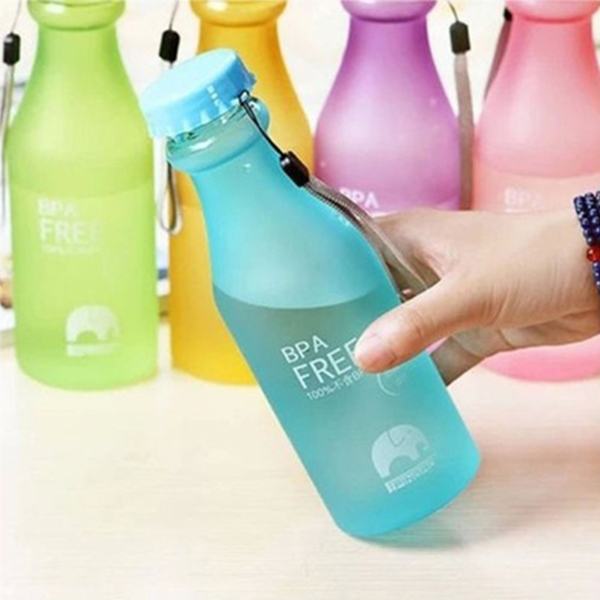 550ML Unbreakable Outdoor Sports Travel Water Bottle 8a0316ab4ebe
