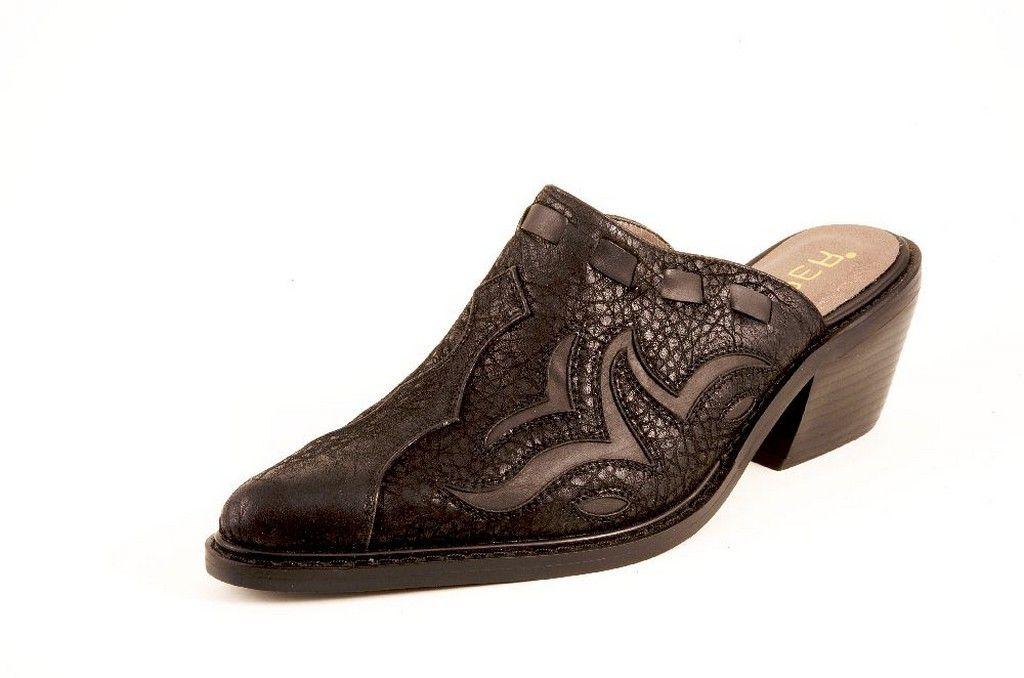 Ladies Western Mule Shoes
