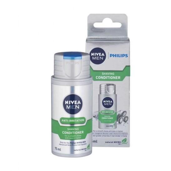 NIVEA for Men Irritation Control Shaving Conditioner for Phillips Nore
