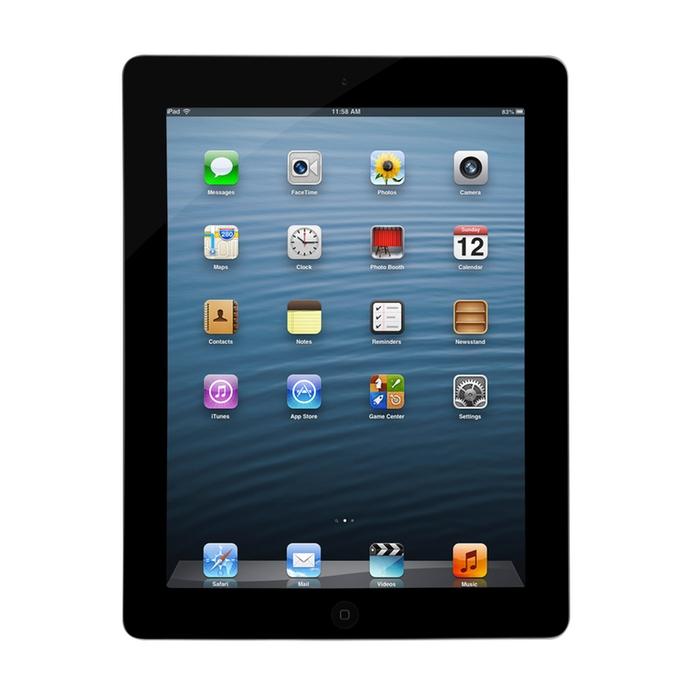Apple iPad 3 MC705LL A 16GB WiFi Black (Grade C)