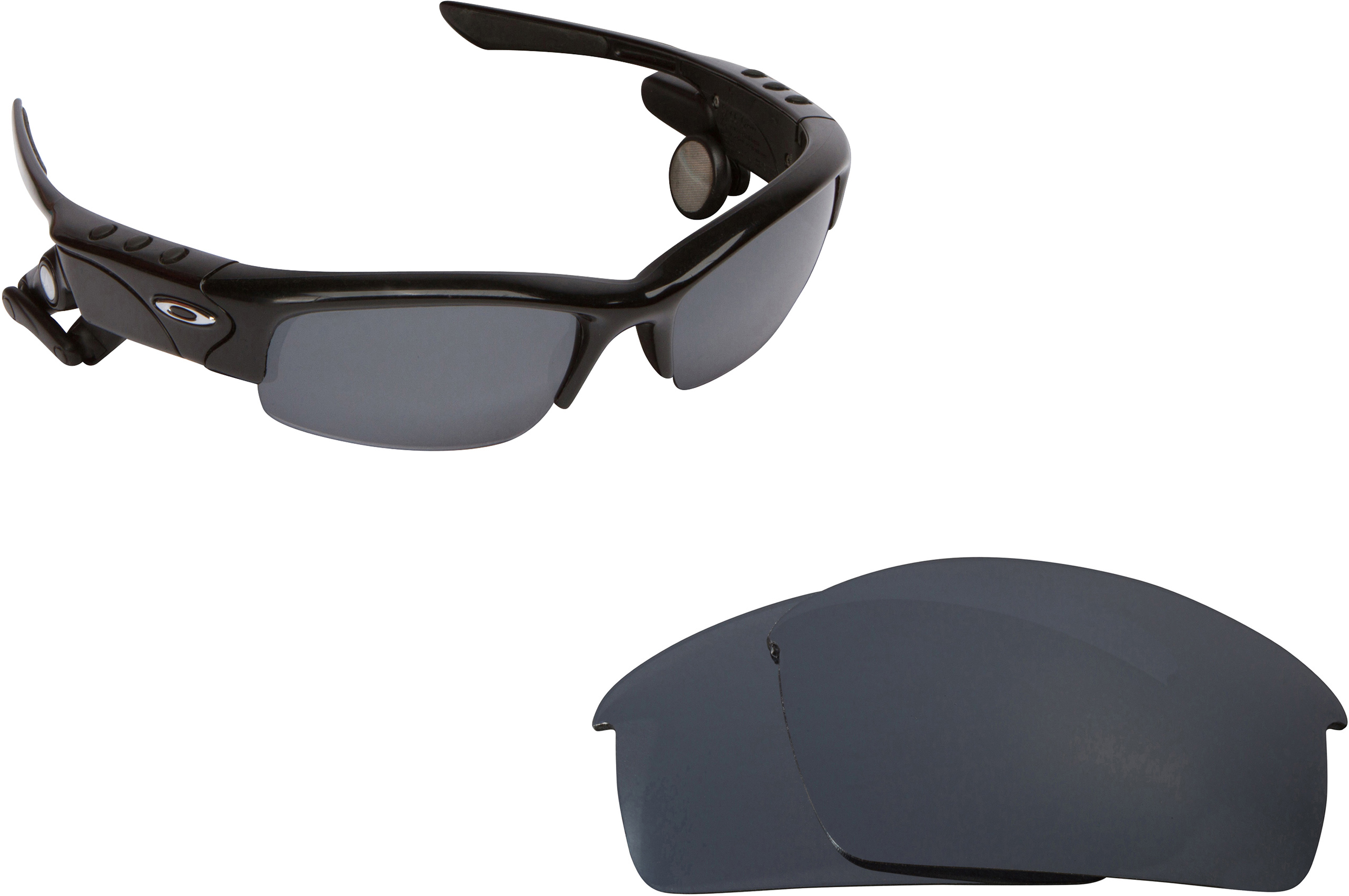 8983082836786 Oakley Thump 256 Replacement Lens