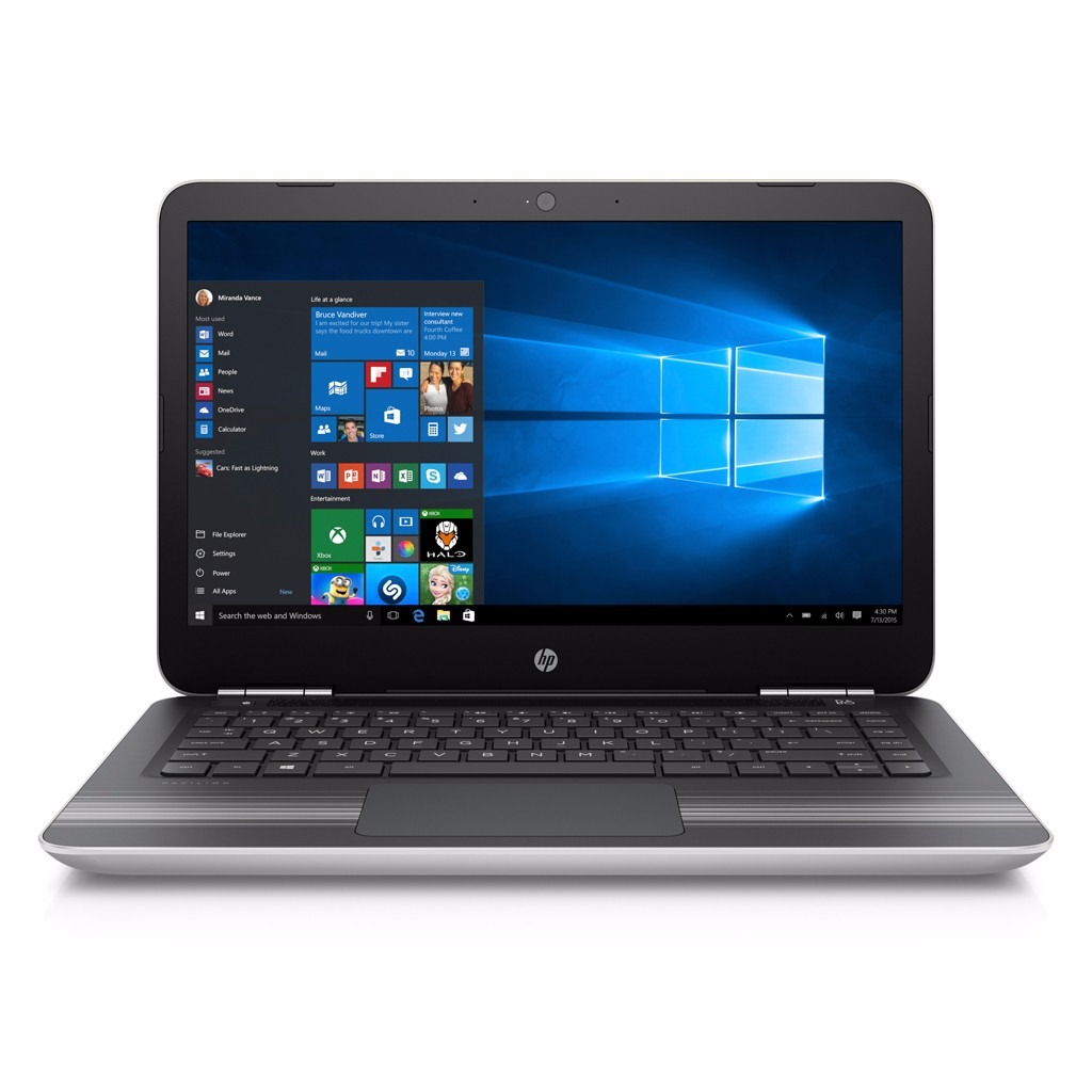 hp pavilion 14 al001la 14 laptop intel core i5 6200u 2 3ghz 8gb 1tb window tanga. Black Bedroom Furniture Sets. Home Design Ideas