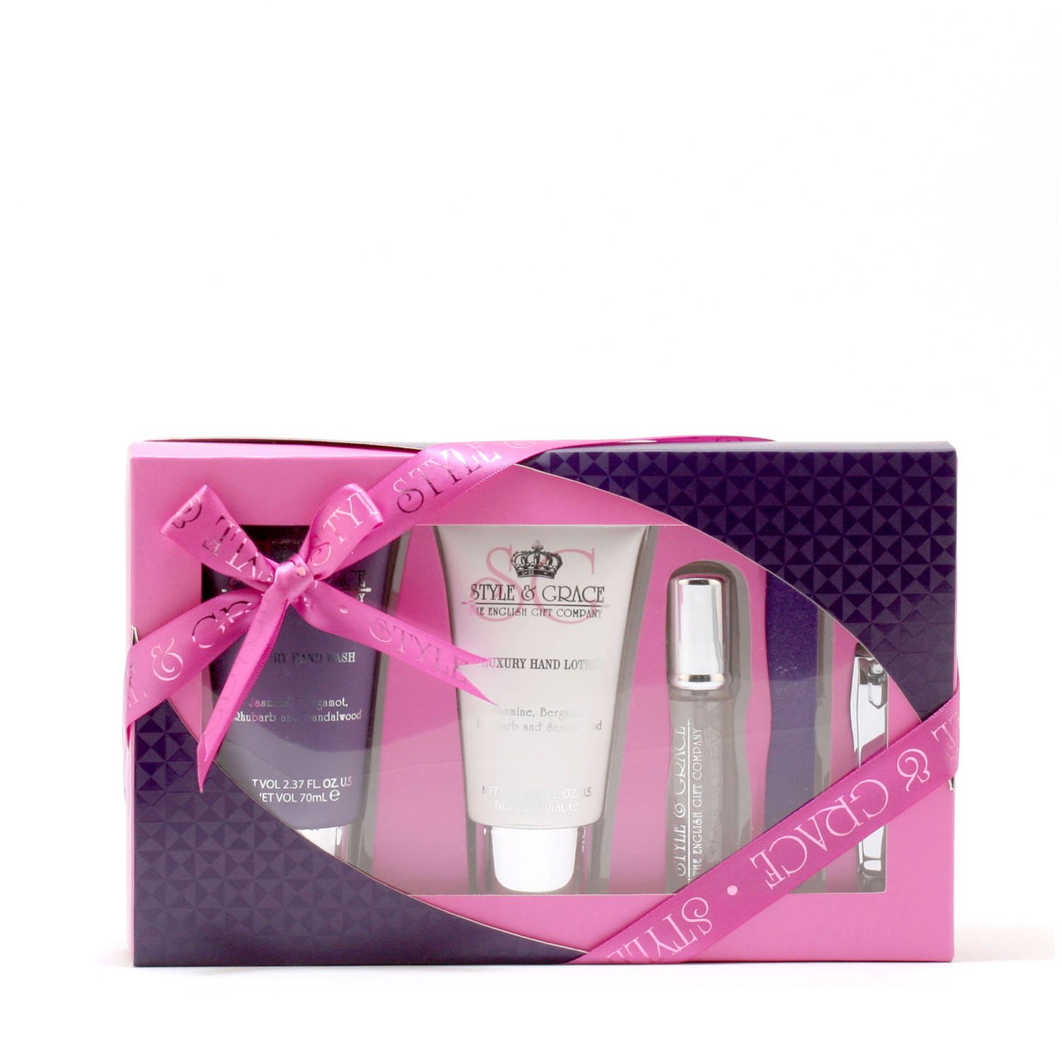 Style  amp  Grace Signature Collection Pamper Kit