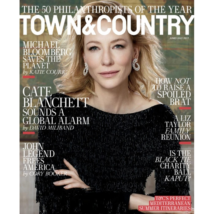 Town  amp  Country Magazine Subscription