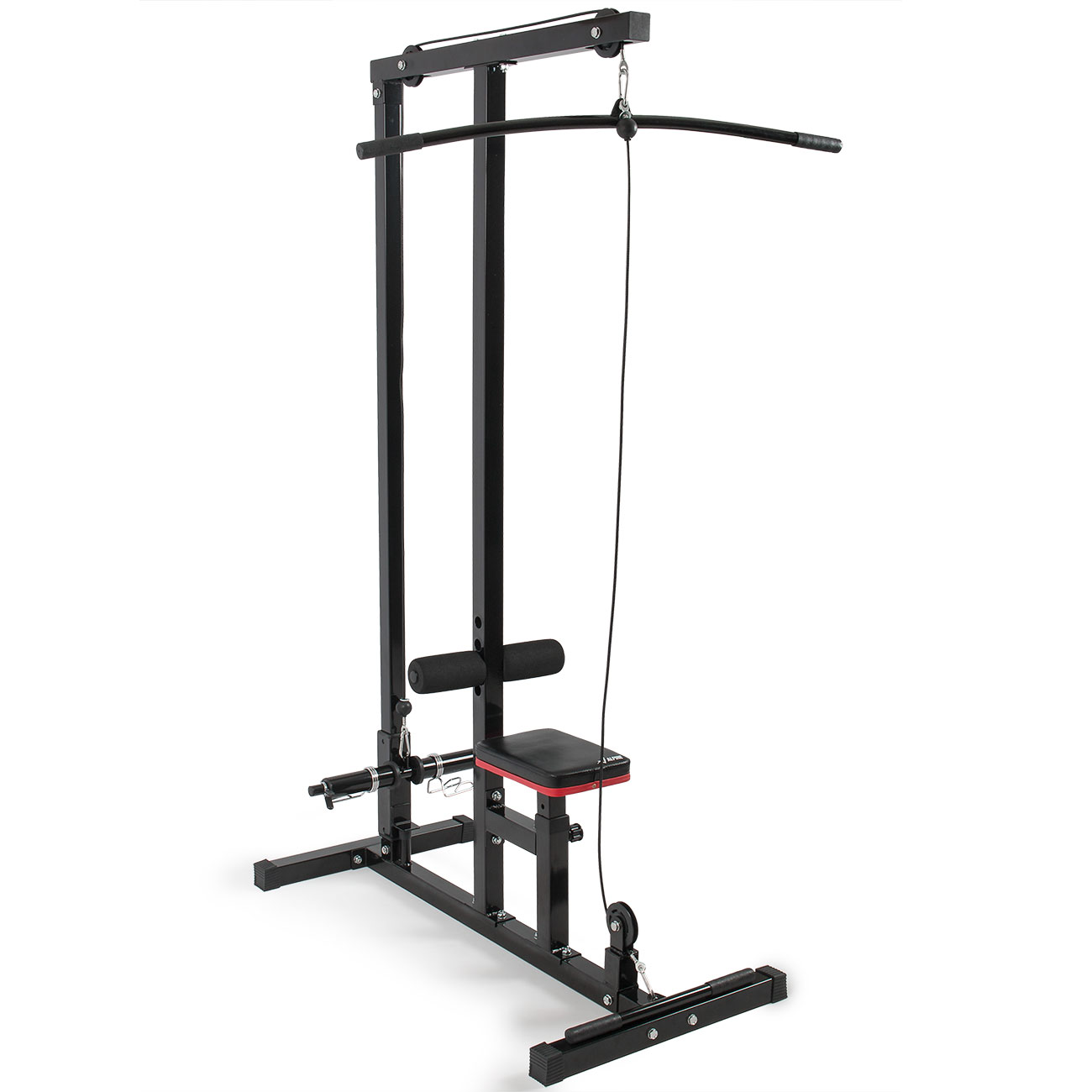 Low Cable Pull : Akonza lat machine low row cable pull down fitness handle