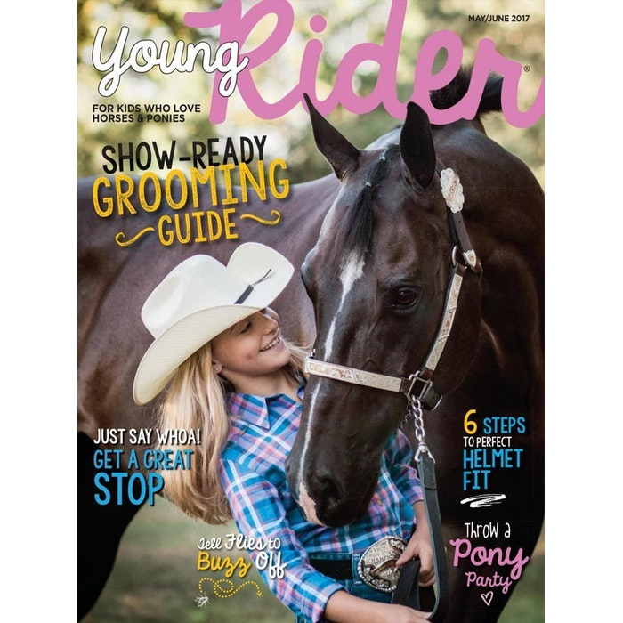 Young Rider Magazine Subscription