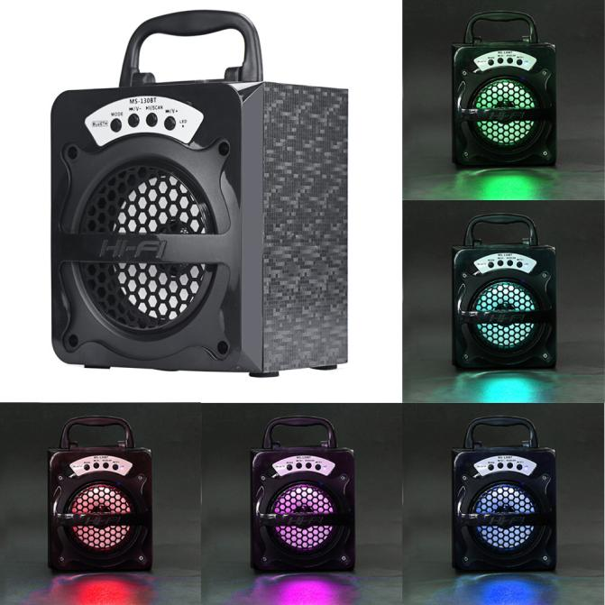 Outdoor Bluetooth Wireless Portable Speaker Super Bass with USB TF AUX e958cead5618