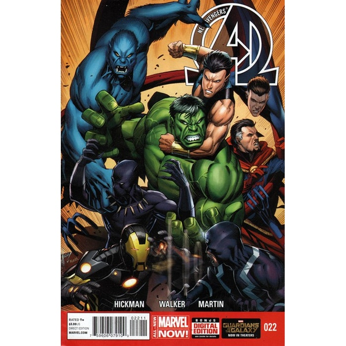 New Avengers Magazine Subscription 7ef960d4171e