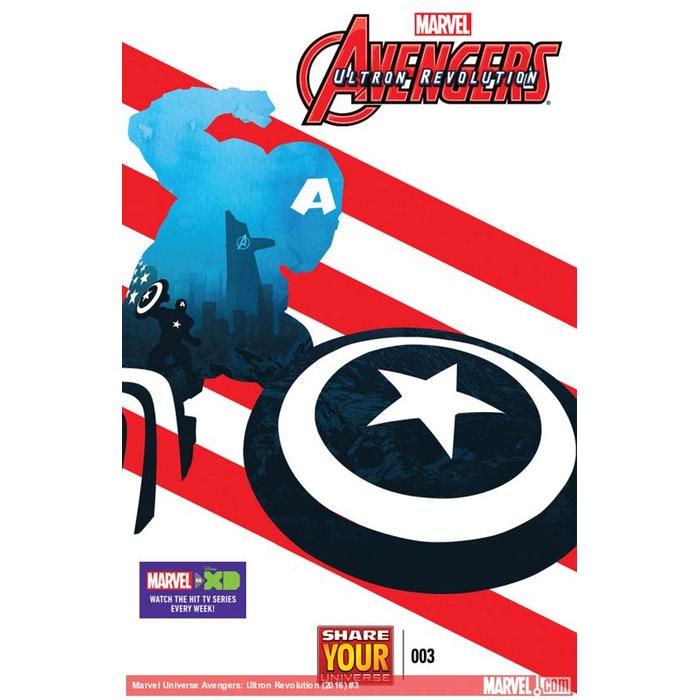 Marvel Universe Avengers  Ultron Revolution Magazine Subscription