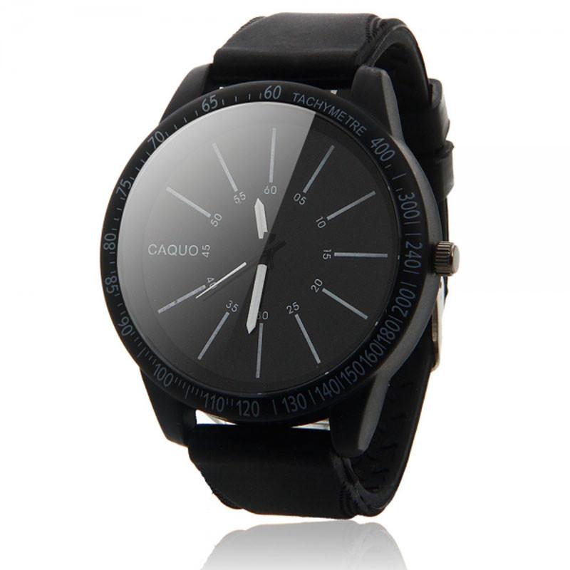 Men s Stainless Steel Luxury Sport Analog Quartz Wristwatch